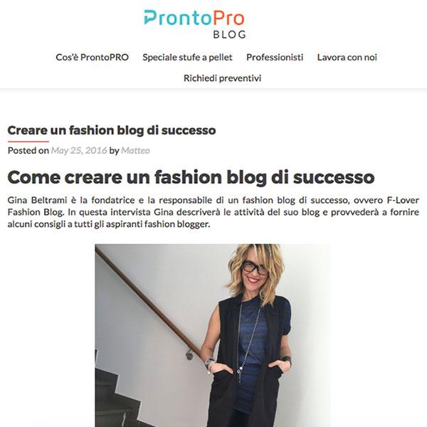 Come creare un fashion blog di successo