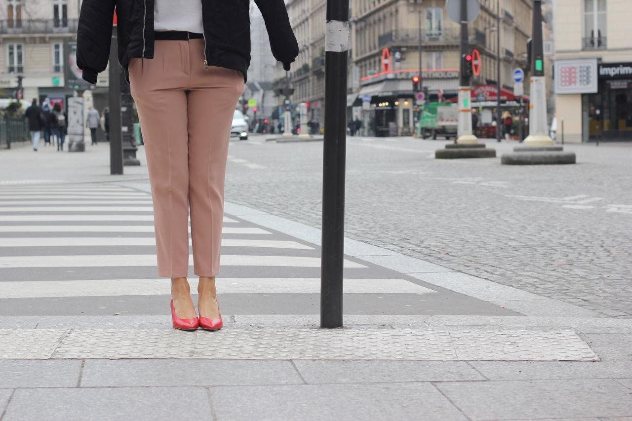 scarpe rose