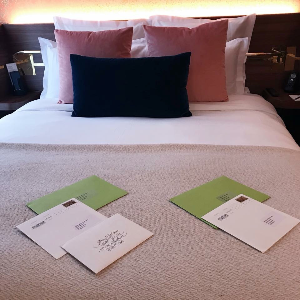 hotel di parigi
