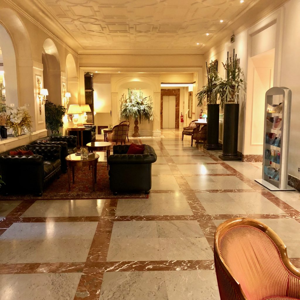 hotel a torino