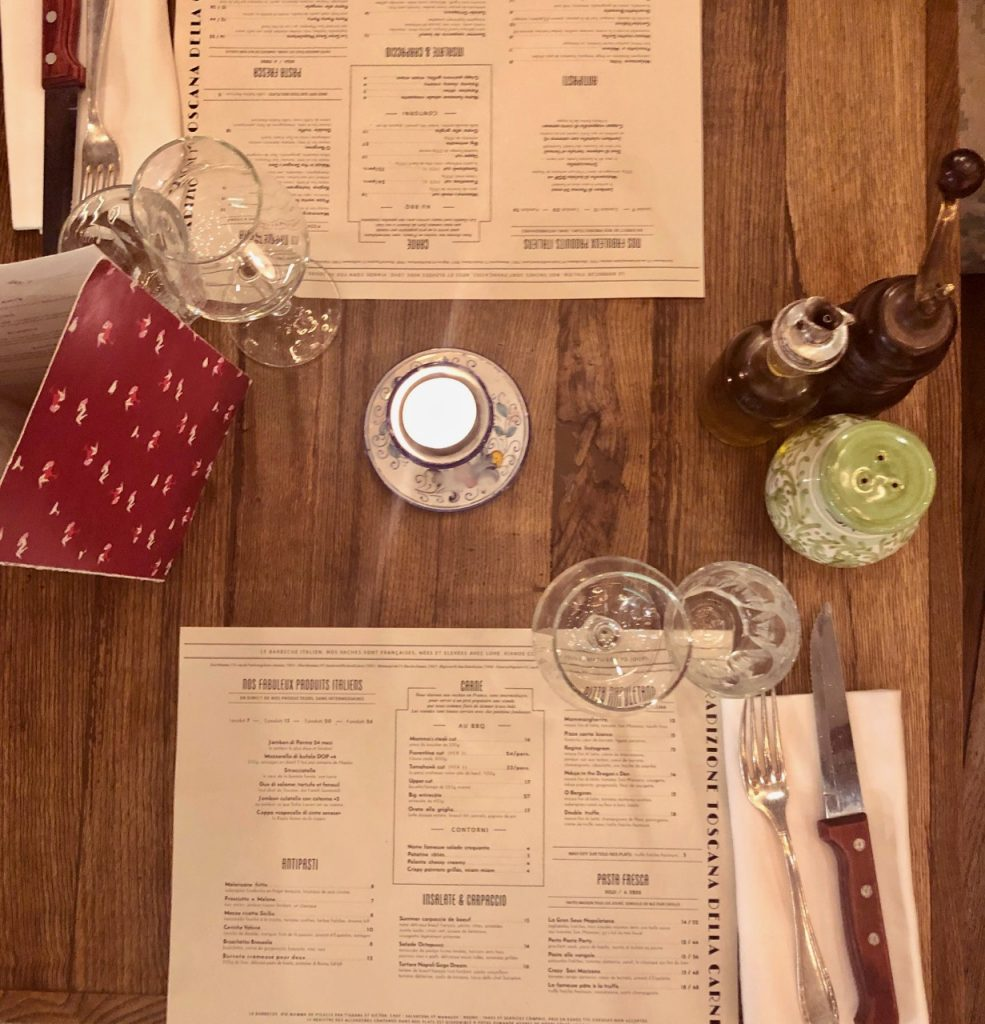 ristoranti italiani a parigi