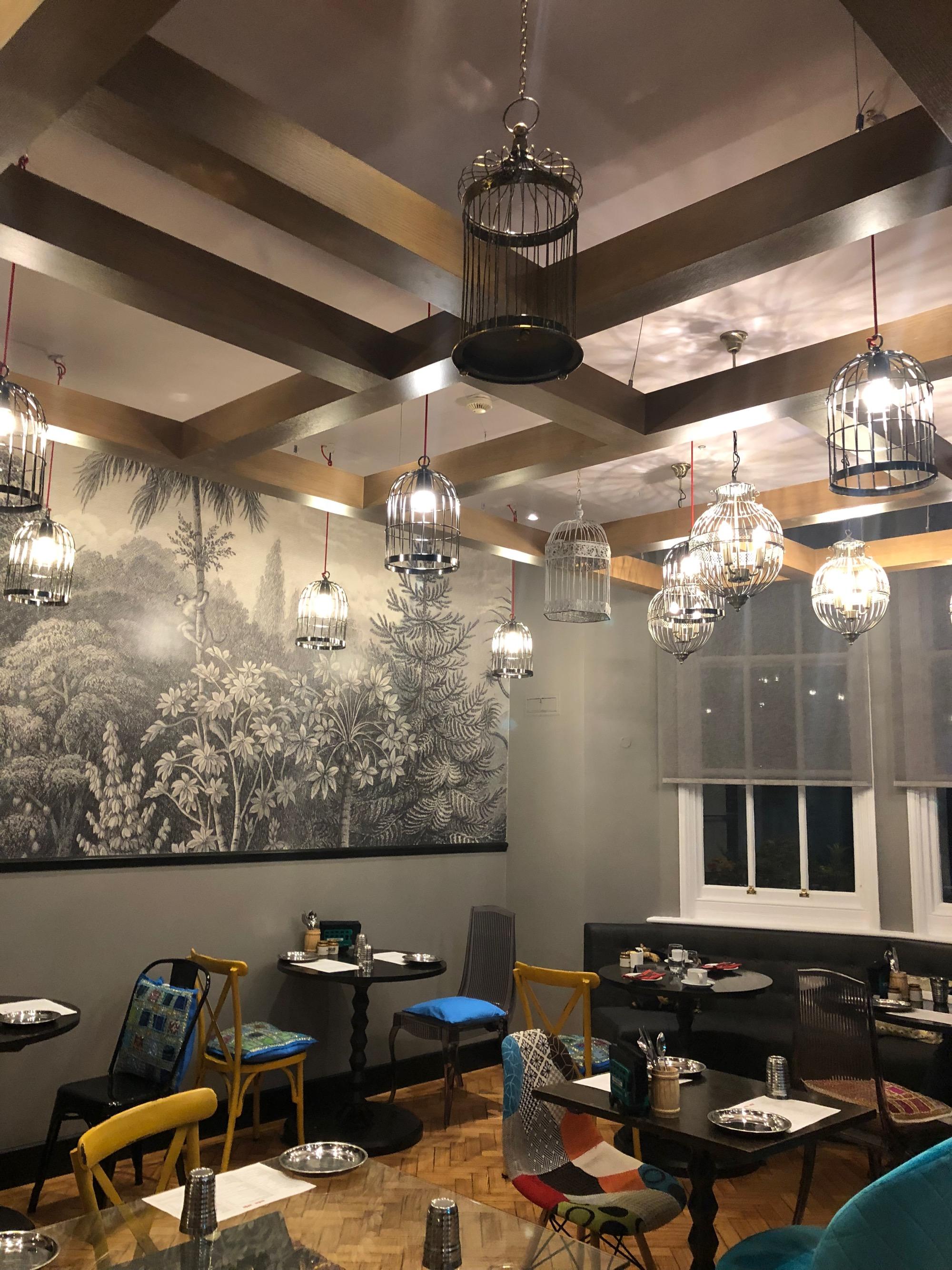 ristoranti di londra 10