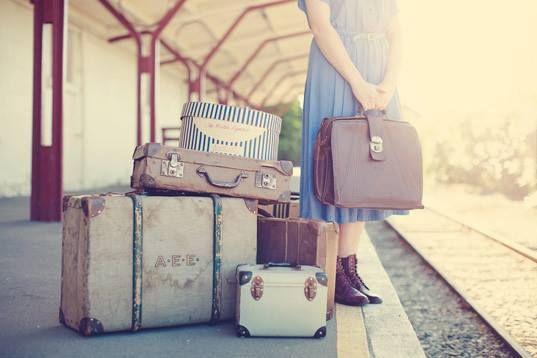 partenza per le vacanze