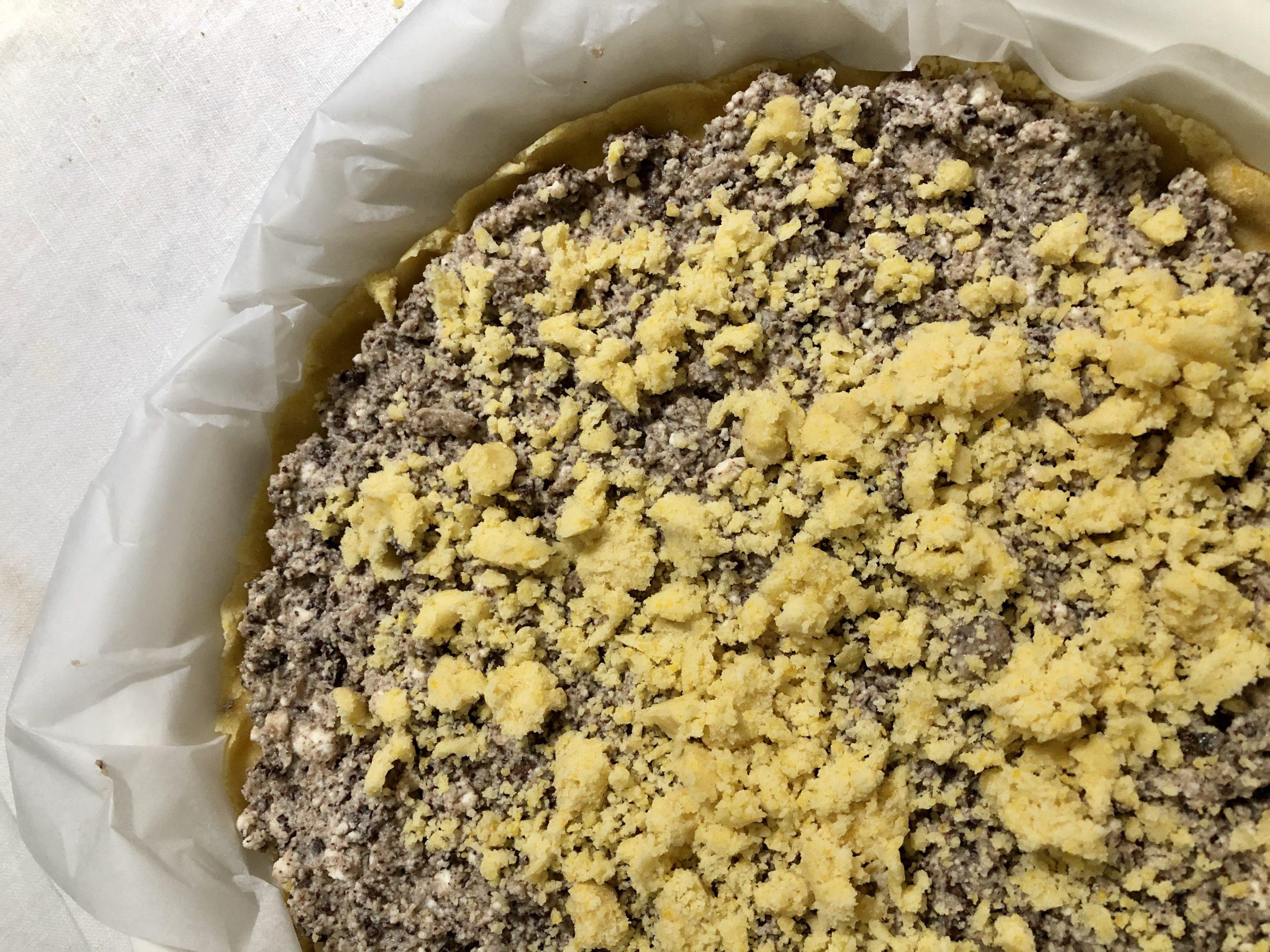 torta ricotta e cioccolato 3